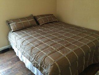 Cozy Bedroom ,Close To NYC