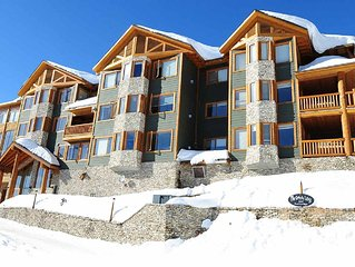 Grizzly Lodge: Family friendly 2 bedroom/2 bath condo.