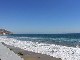 Ocean Front Beach Cottage