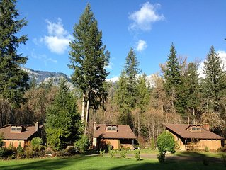 One Bedroom Cabins Along The Mckenzie River