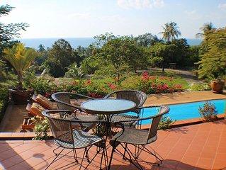 Amazing Seaview! -  Private Pool Villa (4 bedrooms) - Villa Issara