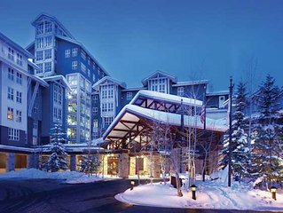 2 Bedroom villa available 1/05/2020 MARRIOTT'S MOUNTAISIDE SKI IN SKI OUT