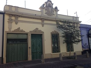 Beautifully restored Villa in downtown, just blocks away from main Cathedral