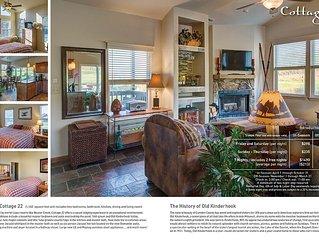 Old Kinderhook Cottage Rentals Including Cottage 22