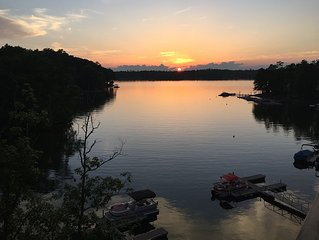 Beautiful Sunset Views At Stillwaters Stoneview Summit Condo!