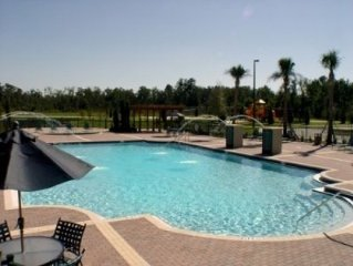3 Bedrooms Townhouse at Villas at Seven Dwarfs only 4 miles from Disney! - DR