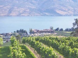 Luxury on Okanagan Lake Located in  Front of Worl