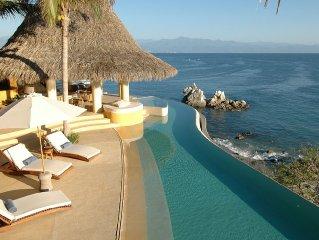 Zen-like Casa Piedra Blanca- serene ocean view, i