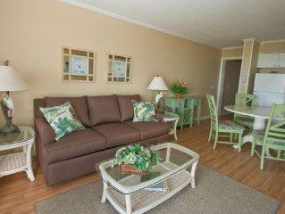 405 Ocean Dunes Villas - 2 Bedroom 2 Bathroom Oceanfront Flat