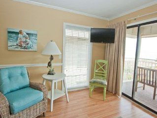 Ocean Dunes Villas 117 - 2 Bedroom 2 Bathroom Oceanfront Flat