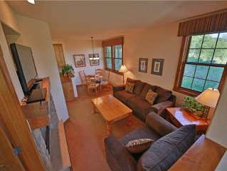 Kicking Horse Lodges 2-101: 1 BR / 1 BA condo in Granby, Sleeps 4