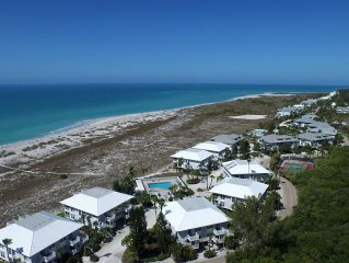 Just steps to 2 miles of private beach! Relaxing family villa. C2624B