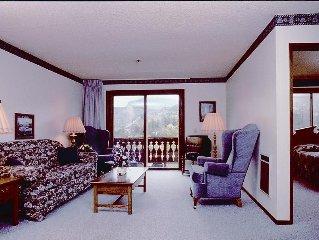 June Lake Sierra, Nevada Mountains, Heidelberg Inn Resort - 1 Bedroom Condo WVR