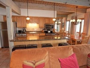 Timberline Deluxe Ski-In/Ski-Out Three Bedroom Condo