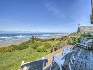 King's Cabin with unobstructed ocean views--R582 South Beach Vacation Rental