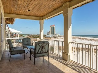 Amazing Beachside Beauty-great location and family friendly!