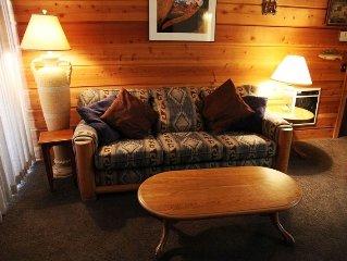 Cozy 1 bedroom/1 bathroom, WiFi, Sleeps up to 4, On shuttle route!