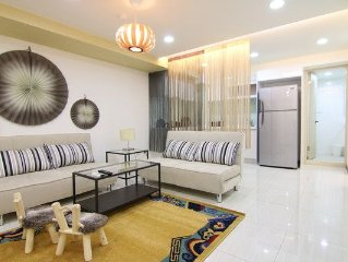 C - Large MRT Apartment