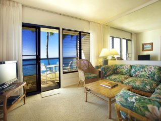 Poipu Shores - 2BR Oceanfront  #202A