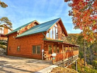 3 Bedroom Brothers Cove Cabin With Game Room