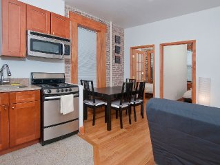 Cozy 2BR Apartment in Midtown East on East 52 St