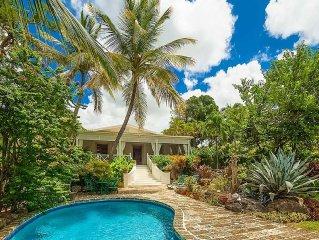 Experience Le Bleu - Tropical Gardens, Beach, Pav