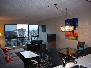 2 Bdrm Penthouse Alberni St. Downtown near Robson