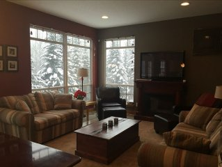 Wonderful 4 Bdr House in Sun Peaks - Sleeps 10