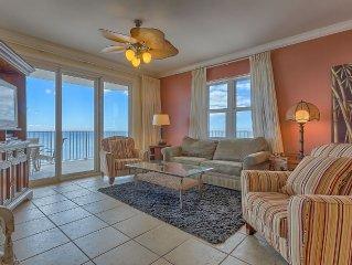 Windemere 1108 Perdido Key Gulf Front Vacation Condo Rental - Meyer Vacation Re