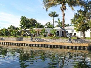 Miami Beach, Waterfront, Oct 12 to Nov 23 $3685wk