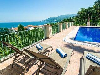 Elegant Villa Casa Peregrina with Pool & Stunning