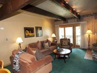 Timberline Deluxe Ski-In/Ski-Out One Bedroom/One Bath Condo