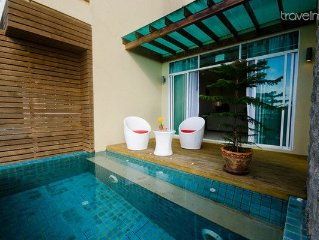 SeaView Villa 800M from Karon beach