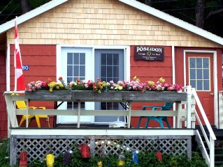 Fundy Cottage 50 feet from the BEACH