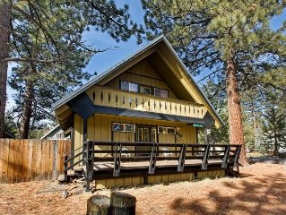 890 Candlewood Relaxing Tahoe Cabin