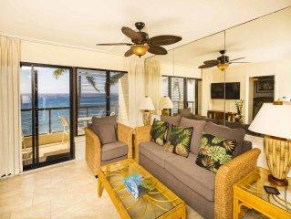 Poipu Shores - 1BR Oceanfront Suite #302A