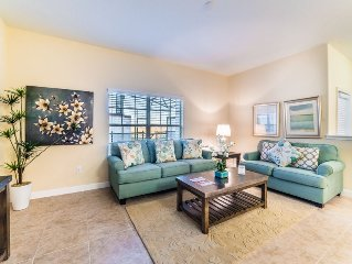 DISCOUNTS!!! BRAND NEW, 5 BEDROOMS, PRIVATE POOL, CLOSE TO DISNEY, UNIVERSAL, SE