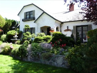 A Jewel in Penticton a Charming 1920 Heritage Lux