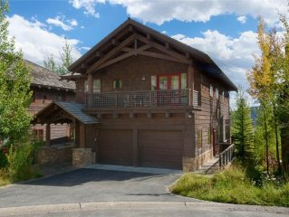 5BR/4.5BA Granite Ridge Lodge #17: 5 BR / 4.5 BA homes and cabins in Teton Villa