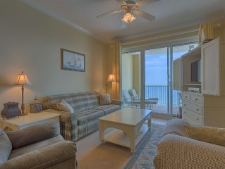 Island Royale P502 Gulf Shores Gulf Front Vacation Condo Rental - Meyer Vacatio