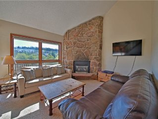 Twin Rivers Bancroft 6: 3.5 BR / 2 BA wp condo in Fraser, Sleeps 10
