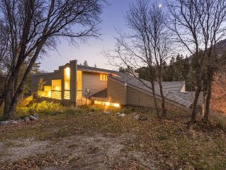 Alpenglow On Sunnyside Lane- 4 Bedrooms, Hot Tub, Great Windows, Forest Views