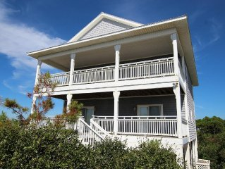 Beautifully updated 4 bedroom, 4 bath home with p