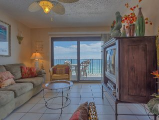 Ocean Breeze West 805 Perdido Key Gulf Front Vacation Condo Rental - Meyer Vaca