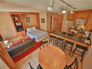 Iron Horse Resort 3044: 0.5 BR / 1 BA wp condo in Winter Park, Sleeps 2