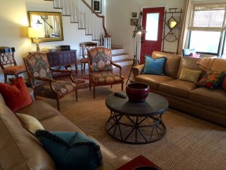 753 Moss Hill: 3 BR / 2 BA three bedroom house in Maggie Valley, Sleeps 6