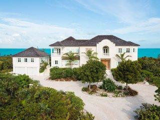 Brand New Providenciales Beachfront Estate - 22 A