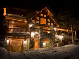 Private 4 Bedroom Lodge at Schweitzer Mountain Resort - No Additional Cleaning