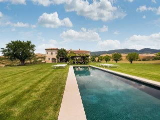 Magnificent Country House Villa Contea with Pool,