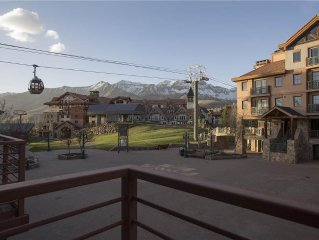 Beautifully Renovated 2+ Bedroom Residence in the Mountain Village Core